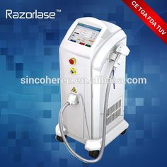 Beijing sincoheren diode laser 808nm hair removal machine for types of skin and colour #Beauty_By, #colour