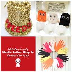 Martin Luther King jr craft ideas for kids
