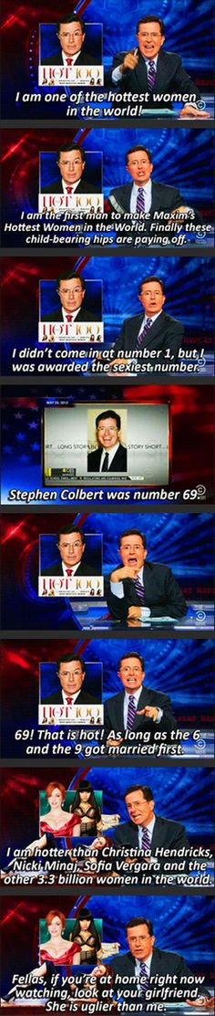 #Colbert