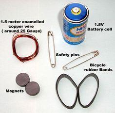 Build a motor
