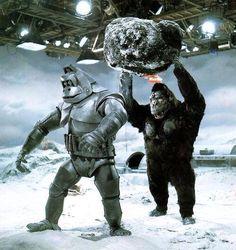 Kong vs. Mecha-Kong