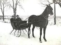 Image result for sleigh ride