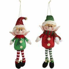 Elf Ornament - Pier 1