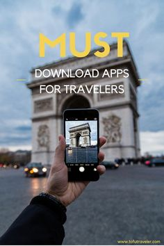 I'm often asked what my favourite apps are to help with trip planning and while I'm on the road. Here'a roundup of my favourite apps that are always top of mind when I need help booking accommodation, staying in touch when I'm far away from home or just something to keep me entertained and sane on long travel days.