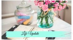 Life update plus blog plans and teaser