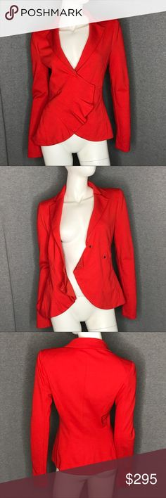 ARMANI COLLEZIONI Layered Jacket ARMANI COLLEZIONI Layered Jacket Armani Collezioni Jackets & Coats