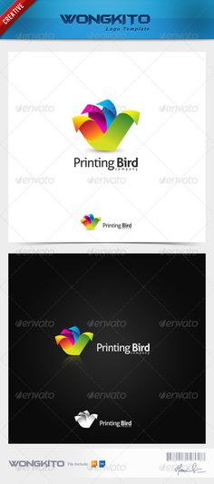 Print Bird2  #GraphicRiver         This logo's suitable for all kinds of modern brand This logo is 100% vector logo and include PSD file. So, you can easily to edit it.   Font used in logo can be found at here:   -  .fontsquirrel /fonts/Aller   Thanks for purchase this logo  Best Regards, Wongkito 3D Team     Created: 27November12 GraphicsFilesIncluded: PhotoshopPSD #VectorEPS Layered: Yes MinimumAdobeCSVersion: CS Resolution: Resizable Tags: brand #building #business #car #card #color…