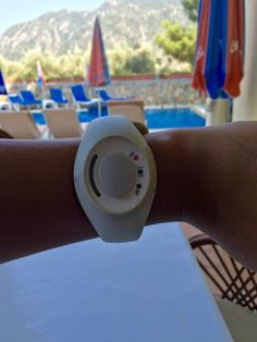 Review of the Summer Infant Babble Band audio baby monitor