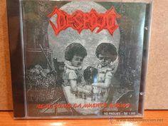DESPOJO. REAL COMO LA MUERTE MISMA. CD / KAK RECORDS. DEATH METAL. PRECINTADO.