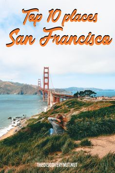 San Francisco is one of the must-visit places in the United States. It boats beautiful rolling hills, quirky architecture and some of the most famous landmarks in the country. My guide covers the top 10 things to in San Francisco on your first visit. Northern California Travel, Visit California, Places In San Francisco, San Francisco Travel, Famous Places, Famous Landmarks, United States Travel, Ultimate Travel, Travel Goals