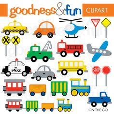 Free download Free Transportation Vehicles Clipart for your creation.