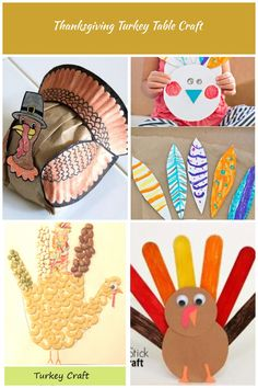 Thanksgiving Turkey Craft you should check out this web site. this preson is pretty cleaver. turkey crafts Thanksgiving Turkey Table Craft