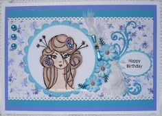DKH Designs, Digistamps4joy