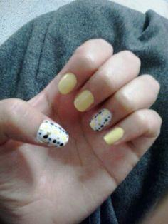 Yellow - Black -Gold - Grey