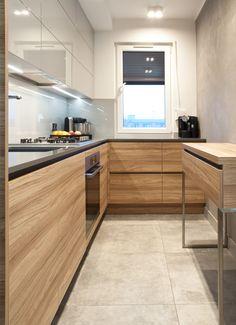Kitchen Shelf Design, Design Your Kitchen, Home Decor Kitchen, Interior Design Kitchen, Black Kitchen Countertops, Modern Kitchen Cabinets, Kitchen Modular, Cuisines Design, Küchen Design
