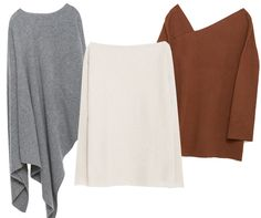 Your Guide to Finding the Perfect Sweater - Modern Shapes: Zara  - from InStyle.com