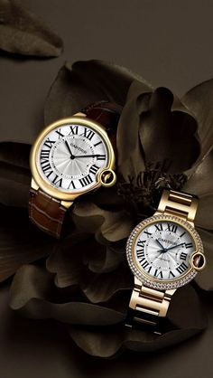 The Cartier watch