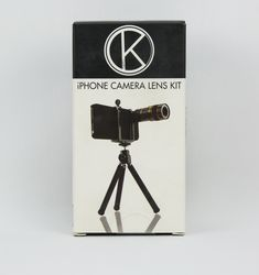 CamKix iPhone 5 Camera Lens Kit - 8x Telephoto Lens / Mini Tripod /Free Shipping   eBay