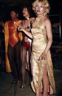 Debbie Harry & The Stilettos 1974