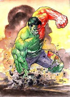 #Hulk #Fan #Art. (Massive Force 2) By: Thepunisherone. (THE * 5 * STÅR * ÅWARD * OF: * AW YEAH, IT'S MAJOR ÅWESOMENESS!!!™) ÅÅÅ+ 5 2