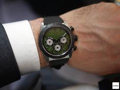 30 minutes on the wrist - The 2015 Tudor Fastrider Chrono