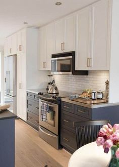 362 Best White Kitchen Cabinets And Grey Island Design Ideas In 2019 Images  On Pinterest In 2018 | Decorating Kitchen, Two Tone Kitchen Cabinets And  Future ...
