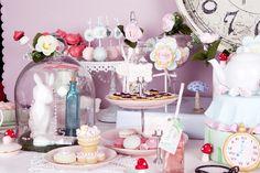 Alice in Wonderland Guest Dessert