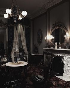 Gothic Victorian Bedroom gothic victorian bedroom check us out on fb- unique intuitions