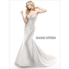 Maggie Sottero Charlie 4MD877 - [Maggie Sottero Charlie] - Buy a Maggie Sottero Wedding Dress from Bridal Closet in Draper, Utah