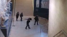 Behörden sehen IS-Ideologie: Louvre-Angreifer streitet IS-Verbindung ab