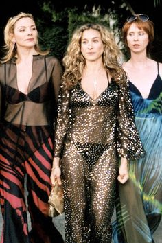 Carrie Bradshaw style