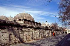 Old kitchen of Süleymaniye Mosque