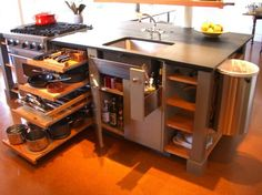 Brilliant space saving designs for people with limited room in their homes (30 Photos)