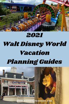 Walt Disney World Planning Tips & Tricks - Modern Life is Good