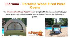 Portable Wood Fired Pizza Ovens