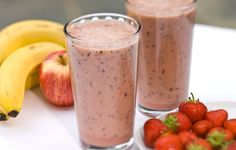 Sunday happy family morning 1 Healthy Breakfast Snacks, How To Make Smoothies, Happy Family, Meals For The Week, Fruits And Vegetables, Easy Meals, Pudding, Diet, Desserts