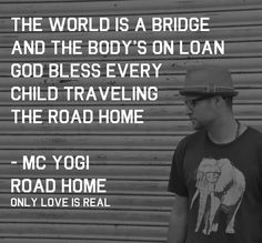 MC YOGI - Road Home from the album Only Love is Real