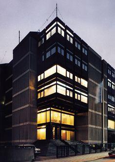 Československé velvyslanectví ve Stockholmu, Jan Bočan-Zdeněk Rothbauer-Jan Šrámek © Archiv autora