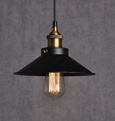 49.99$  Buy here - http://aliv12.worldwells.pw/go.php?t=32451861833 - Loft vintage pendant lights Iron Lamp Bar Kitchen Home Decoration E27 Edison Light Fixtures 49.99$