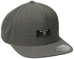 Listed Price: $27.99 Flex fit 110 fit 6 panel snap back hat in Billabong submersible fabrics and labels.... Read more...