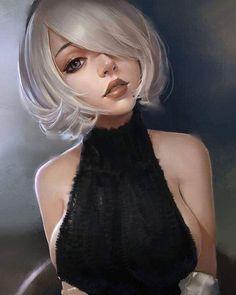 Art Girl - Fushion News Kawaii Anime Girl, Manga Kawaii, Anime Art Girl, Manga Girl, Anime Girls, Anime Sexy, Anime Sensual, Chica Fantasy, Fantasy Girl