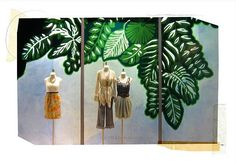 Charleston Girl: Wordless Wednesday: Anthropologie Store Displays