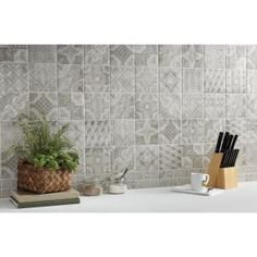 Decorative Accent Ceramic Wall Tile Alluring White 4 Inx 12 Inbeveled Glazed Ceramic Wall Tile 1333 Sq Inspiration Design