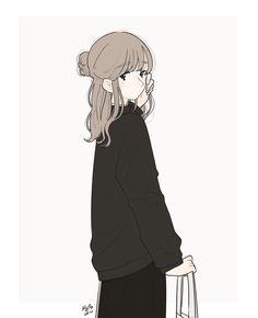 百瀬たろう Anime Art Girl, Manga Girl, Kawaii Girl, Kawaii Anime, Illustrations, Illustration Art, Chica Anime Manga, Dibujos Cute, Hello Kitty Wallpaper