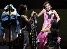 "Laura Benanti in ""Women on the Verge of a Nervous Breakdown""."