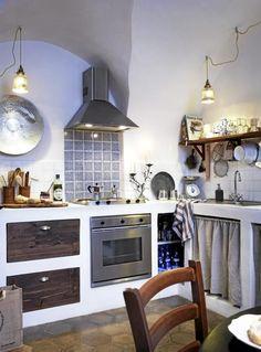 cocinas y lavabos de obra (24)