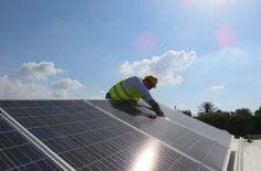 Individual solar panels could be a thing of the past as SolarCity attempts to develop integrated solar roofs