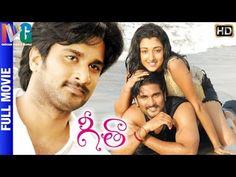 Geetha / Githa Telugu Full Movie HD on Indian Video Guru, featuring Rishi, Shriya Jha, Hamsa Nandini and Saikumar among others. Music composed by Sunil Kashyap and directed by Surya Teja.