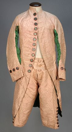Suit 1760s Whitaker Auctions