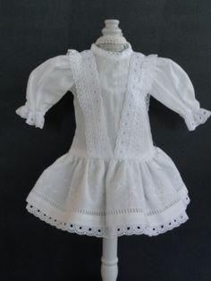 Robe en coton pour Bleuette